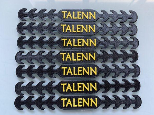 salvaorejas personalizado 3d Talenn
