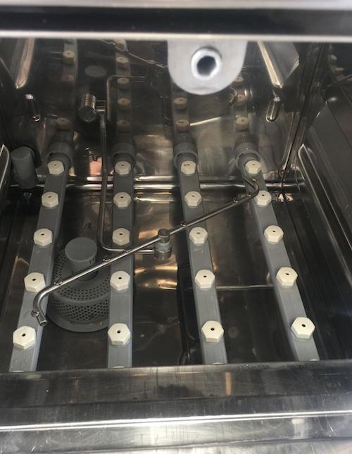 lavavajillas jemi rociador difusor estrangulador helice tobera
